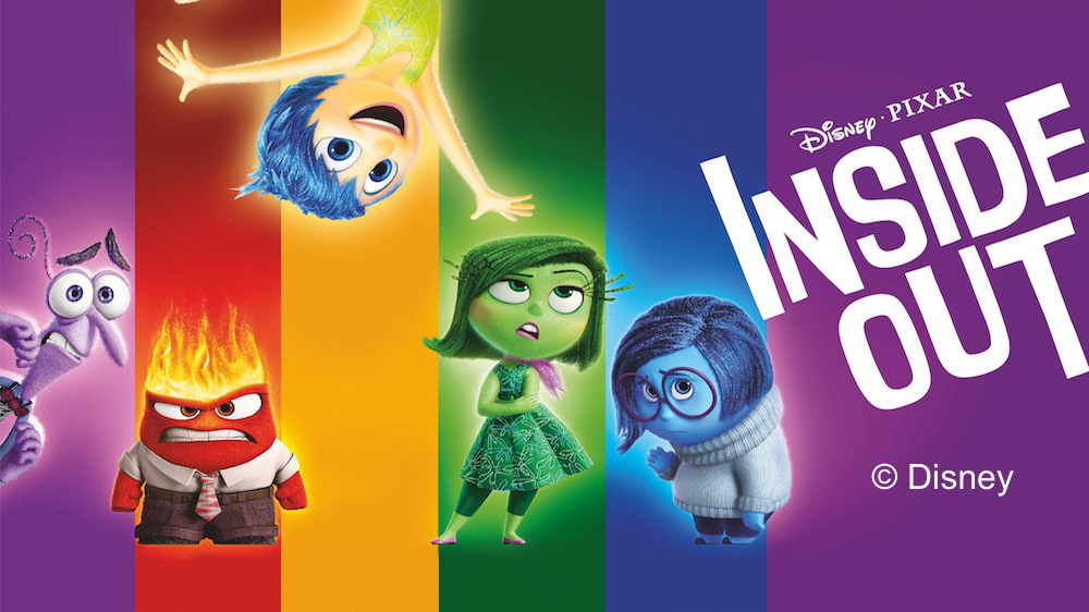 Emotions: Inside Out