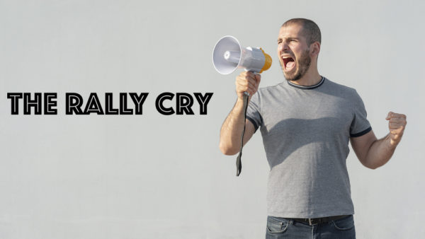 Sermon Sample: The Rally Cry Image
