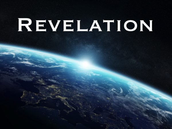 Revelation #1: God's Glory Image