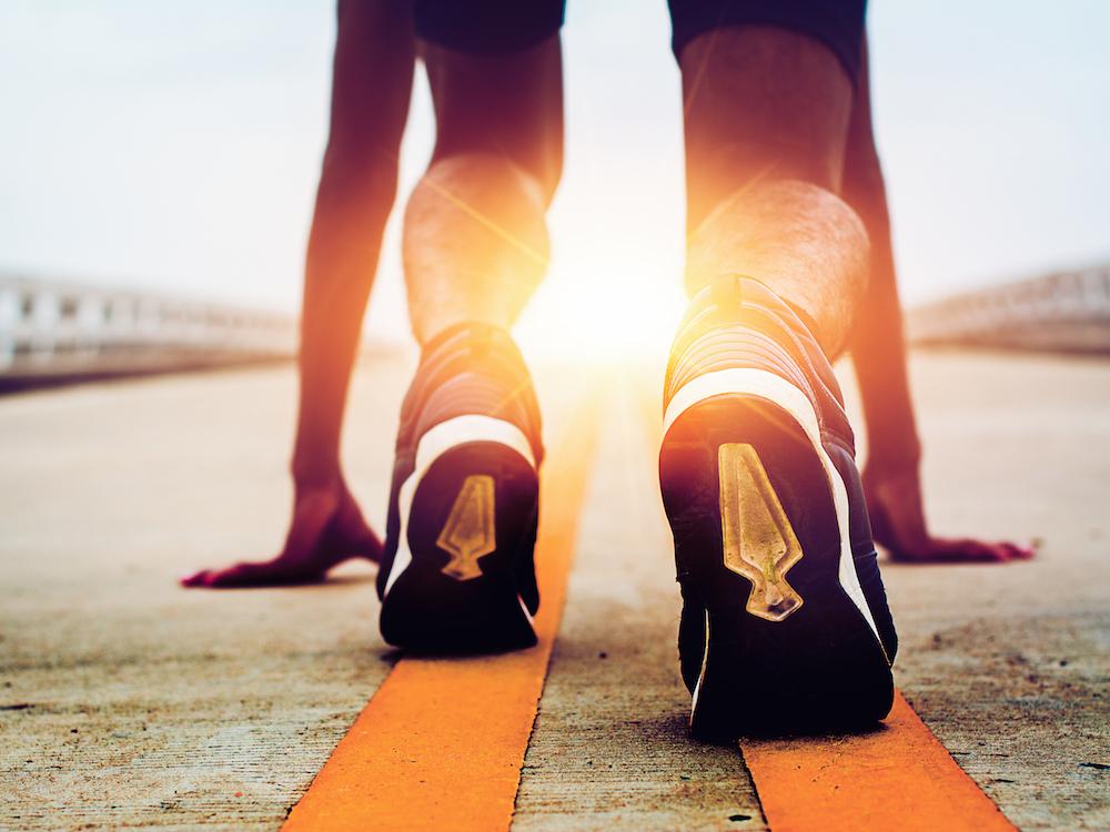 Be A Runner