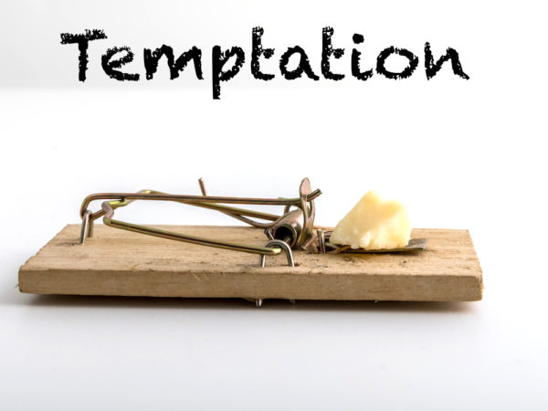 Tempted #2: When Temptation Wins Image
